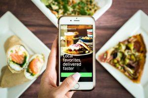 Uber Eats – еще один сервис доставки еды