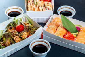 Сеть ресторанов «Мафия» также предлагает доставку еды