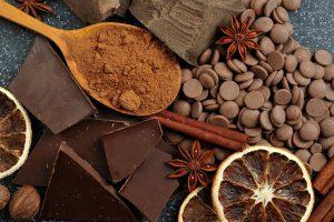 Натуральный шоколад для кондитеров